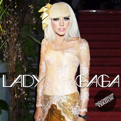 Kostum Lady Gaga yang Sesuai Budaya Timur
