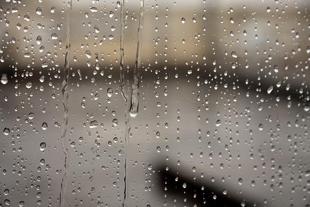hujan galau