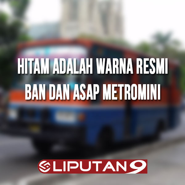 Fakta Metromini 2 - Hitam